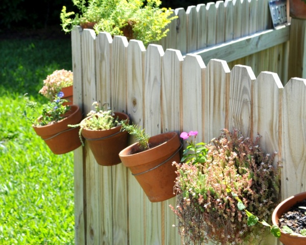 diy hanging flowerpots home sweet homemade