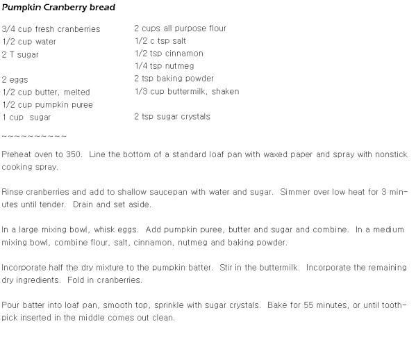 pumpkin-cran-recipe